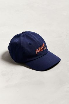 aa2fe15887ae6 Patagonia Splitter Script Baseball Hat - Urban Outfitters Patagonia