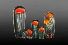 «Медузы» американца Richard Satava: 16 удивительных скульптур из стекла - Ярмарка Мастеров - ручная работа, handmade