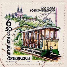Österreich Austria stamp