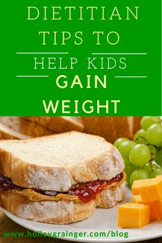 If you're a parent with an underweight child, do you struggle with knowing which foods to feed your child to help him gain weight? So often in the media we hear about the obesity epidemic and how too many children are overweight or obese. But what about those on the flip side of the coin? The ones that may or may not eat much, may be very selective with their food choice, may have an aversion to food, may be sick, or may just have a metabolism so revved up that it is hard for them to keep...