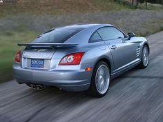 Chrysler Crossfire Limited SRT-6 -