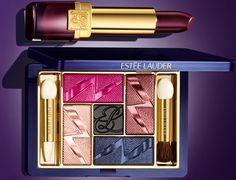 Estee Lauder Violet Underground Fall 2012 - Must get the eyeshadow palette!!