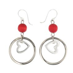 Aarikka - Earrings : Hunaja earrings
