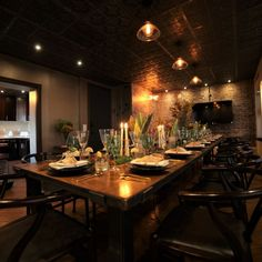 An intimate space perfect for small group meetings and dinners! Book this space for your next meeting! #nyceventspace #privateeventspace #eventspacerental #nyceventplanners #EventPlanning #EventPlanningny #nyclocationscout #nycvenues #locationscout #locationscouting #spaceinmotion #events #design #eventspace #photooftheday #eventdesign #decor #scout #locations #manhattan #nyc #newyork Event Space Rental, Location Scout, News Space, Lounge Furniture, Lighting System, Table And Chairs, Small Groups, Event Design, Event Planning