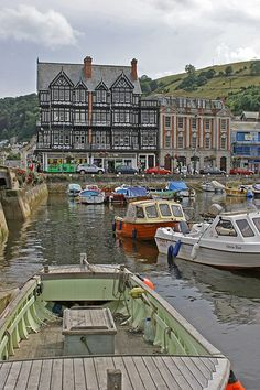 Dartmouth, Devon. Our tips for 25 fun things to do in England: http://www.europealacarte.co.uk/blog/2011/08/18/what-to-do-england/