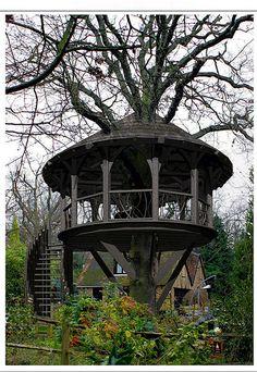 Tree House Design | Flickr - Photo Sharing!