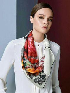 ACCESSORIES - Oblong scarves Busnel hKGw3