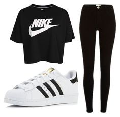 Designer Clothes, Shoes & Bags for Women Adidas Sneakers, Shoe Bag, Nike, Polyvore, Stuff To Buy, Shopping, Shoes, Collection, Design