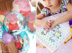 "A Peppa Pig ""Muddy Puddles"" Birthday {Guest Feature} — Celebrations at Home"