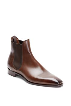 85b968d11f7bf Mens Designer Boots, Leather Chelsea Boots, Shiny Shoes, Boot Shop, Manolo  Blahnik