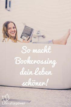 So macht Bookcrossing dein Leben schöner! Und dein Lesen ja sowieso! Erfahre in diesem Artikel alles was du über dieses wundervolle, bibliophile Hobby wissen musst und lass dich inspirieren. #bookcrossing #bücheraufreisen #freeyourbooks #literatur #lesen