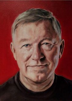 Soccer Art, Sir Alex Ferguson, Manchester United Football, Champions League, Prints For Sale, Love Art, Famous People, The Unit, Caricatures