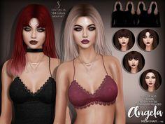 Angela Hair Valentine 2018 Group Gift by Sintiklia