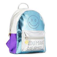 You Make Me Smile Mini Backpack