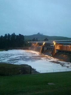 Scrivener Dam à Weston Creek, ACT