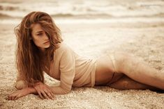 anna roos2 Anna Roos van Wijngaarden by Tibi Clenci in La Mer Noire for Fashion Gone Rogue
