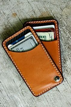 Men who want to look good should also think about the accessories they carry along with them.  A custom cool wallet can mean the difference between getting that date and staying home on Saturday night.