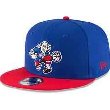 b711a1472a61e Men s Philadelphia New Era Royal Red 2018 NBA Playoffs Two-Tone Snapback  Adjustable Hat