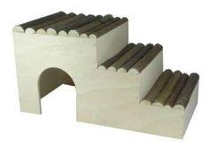 Elmato cavia huis trap 42 x 22 x 23 cm