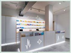 diseño punto venta farmacia massalud por marketing-jazz