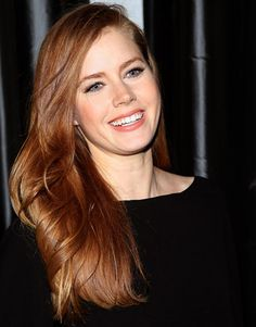 Considering dying my hair this color ... plus I mean who doesn't like Amy Adams :)