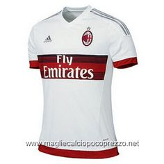 Nuova maglie calcio 2016 per maglia Away Milan 2016