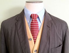 Vintage Mens Late 1950s/Early 1960s by TheIvyLeagueShop on Etsy, $100.00