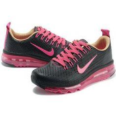 http://www.asneakers4u.com/ Newest Air Max 2013 Womens Traniers Black Pink sz36 39