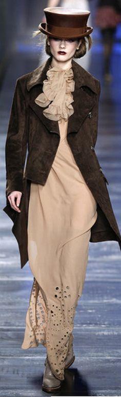 Christian Dior - Fall 2010 - John Galliano