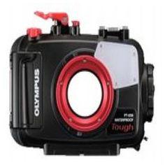 Olympus PT 056 - Marine case for camera - polycarbonate - for Stylus Tough TG-3; Tough TG-3