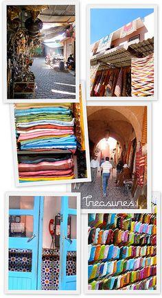 Marrakesh Adventure by decor8, via Flickr
