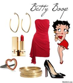 Betty Boop accessories