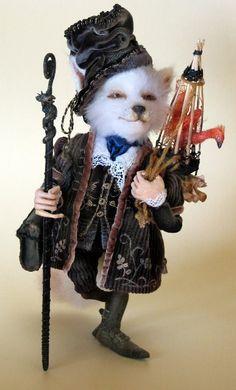 Dorote Zaukaite Villela from Kaunas, Lithuania brings beauty to the world with her amazing art dolls