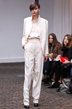 Christophe Lemaire Fall 2013 RTW Collection - Fashion on TheCut