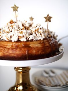 Delicious Cake Recipes, Yummy Cakes, Cake Fillings, Easy Baking Recipes, Frosting Recipes, No Bake Cake, Eat Cake, Popcorn, Cake Decorating