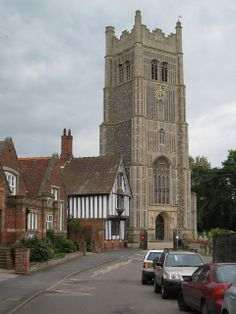 The Church of St Peter and St Paul, Eye, Suffolk, England | Flickr - Photo Sharing!