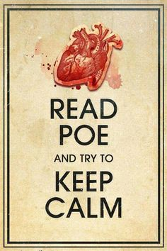 Poe is for kids and teens.......try Lovecraft