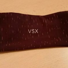 I just added this to my closet on Poshmark: Victoria's Secret Reversible Maroon  Headband. Price: $12 Size: OS