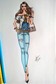 @sx_fashionillustrations  Be Inspirational ❥ Mz. Manerz: Being well dressed is a beautiful form of confidence, happiness & politeness