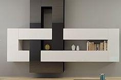 Brinn Modern Wall Unit / Entertainment Center / Many Price Winner Design / Contemporary Design Furniture / Modular Furniture