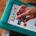 50+ iPad & Kindle Covers, eReaders Cases To Make: {Free Patterns} sewing, quilting, #crochet, #felt, etc... Some many different ways to #DIY them!