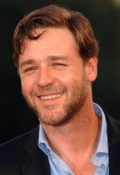 Russell Crowe-- one of my favorites