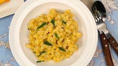 Stove-Top Macaroni and Cheese - Recipes - Best Recipes Ever - This quick sauce comes together as the pasta cooks to make a dish that's heaps better than any boxed variety. For the best flavour, use extra-old cheddar....