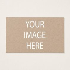 "#createyourown #customize - #Create Custom 3.54"" x 2.165"" Khaki Business Card"