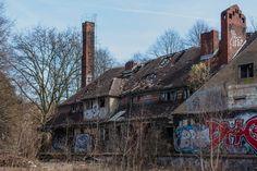 #Lost #Places #Berlin / #verlassene, #gruselige #Orte: #Kinderkrankenhaus #Weißensee