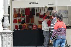 #Artesanía en la Feria de Salamanca