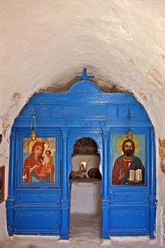 Κάλυμνος: Η ταπεινότητα σε όλο της το μεγαλείο στην Παναγία στο Κάστρο. Η μονή γιορτάζει 15 και 23 Αυγούστου