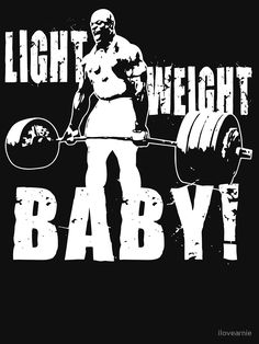 (Ronnie Coleman)' T-Shirt by ilovearnie Iphone Wallpaper Images, Baby Wallpaper, Wallpapers, Gym Motivation Wallpaper, Desi Quotes, Gym Logo, Gym Quote, Fitness Design, Motivational Pictures