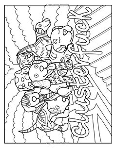 505 Best Coloring Book Images In 2019 Coloring Pages Coloring