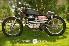 1970 Honda CL350 - Genteel Crafts